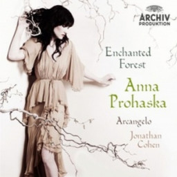 Enchanted Forest, Arias by Purcell, Handel, Vivaldi, Monteverdi and Cavalli with Anna Prohaska, Deutsche Grammophon