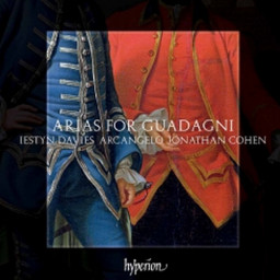 Arias for Guadagni with Iestyn Davies, Hyperion Records