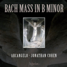 J.S. Bach, Mass in B Minor, Hyperion Records