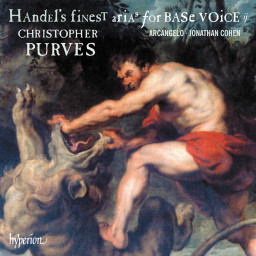 Handel's Finest Arias for Base Voice, Vol. 2, with Christopher Purves