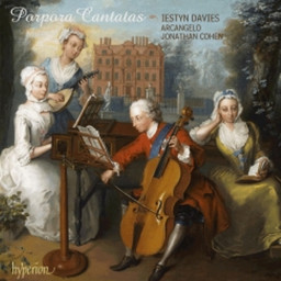 Porpora Cantatas with Iestyn Davies, Hyperion Records