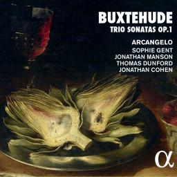 Dietrich Buxtehude: Opus 1 trio sonatas BuxWV 252-258