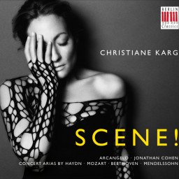 """Scene!"", concert arias by Beethoven, Haydn, Mozart and Mendelssohn with Christiane Karg, Berlin Classics"